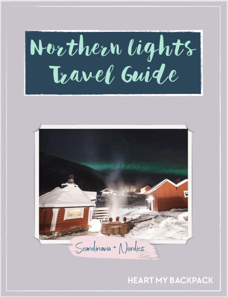 Everything you need to know about planning a northern lights trip to Norway, Finland, Sweden, and Iceland