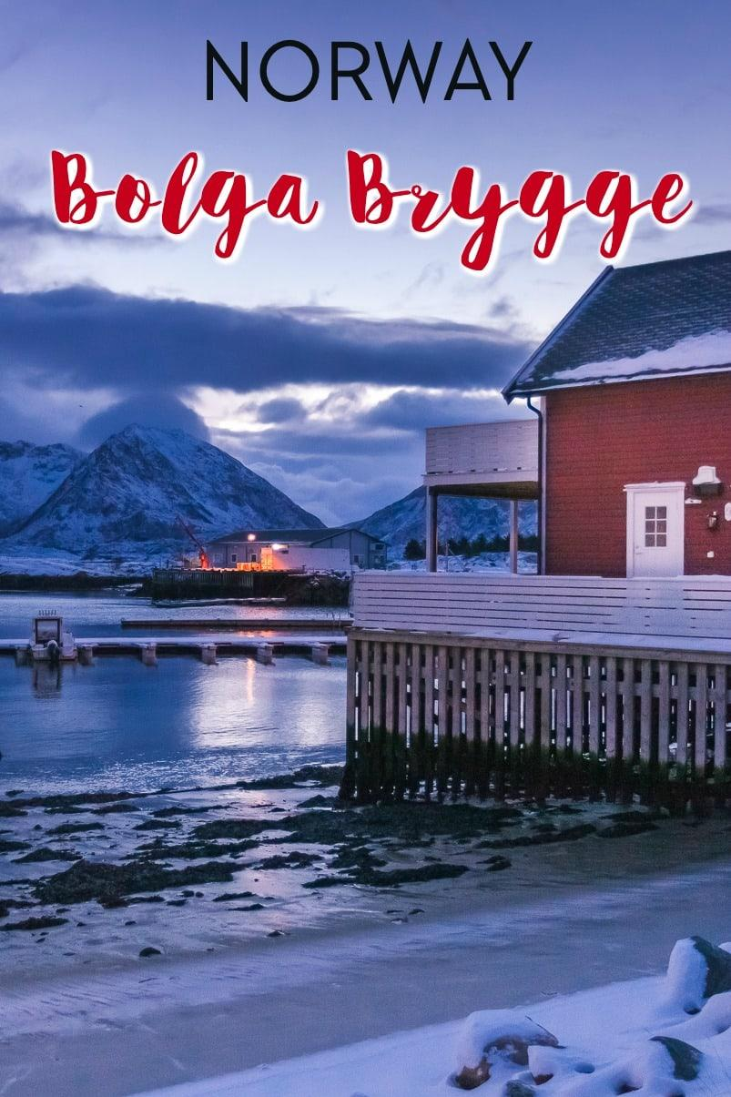 visiting Bolga Brygge, an island on the Helgeland coast in northern Norway