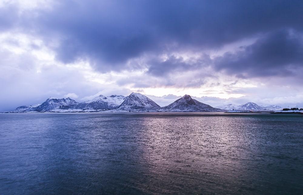 bolga island meløy helgeland norway