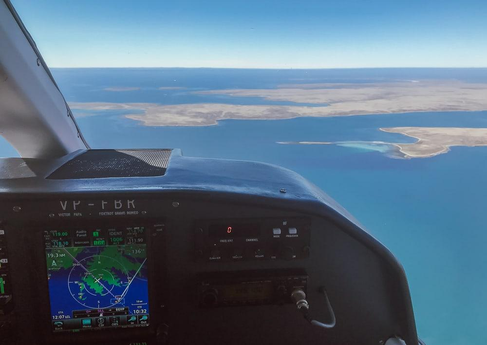 falkland islands figas flight