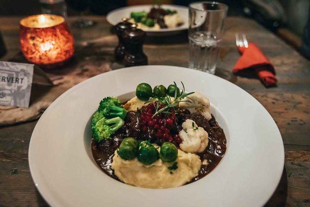 kroa restaurant svalbard