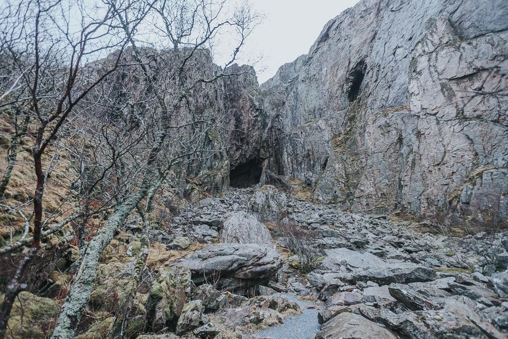 torghatten mountain brønnøysund Norway