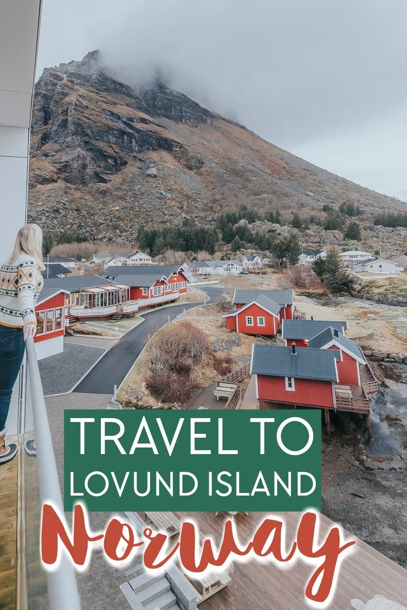 travel to the island of Lovund, Norway