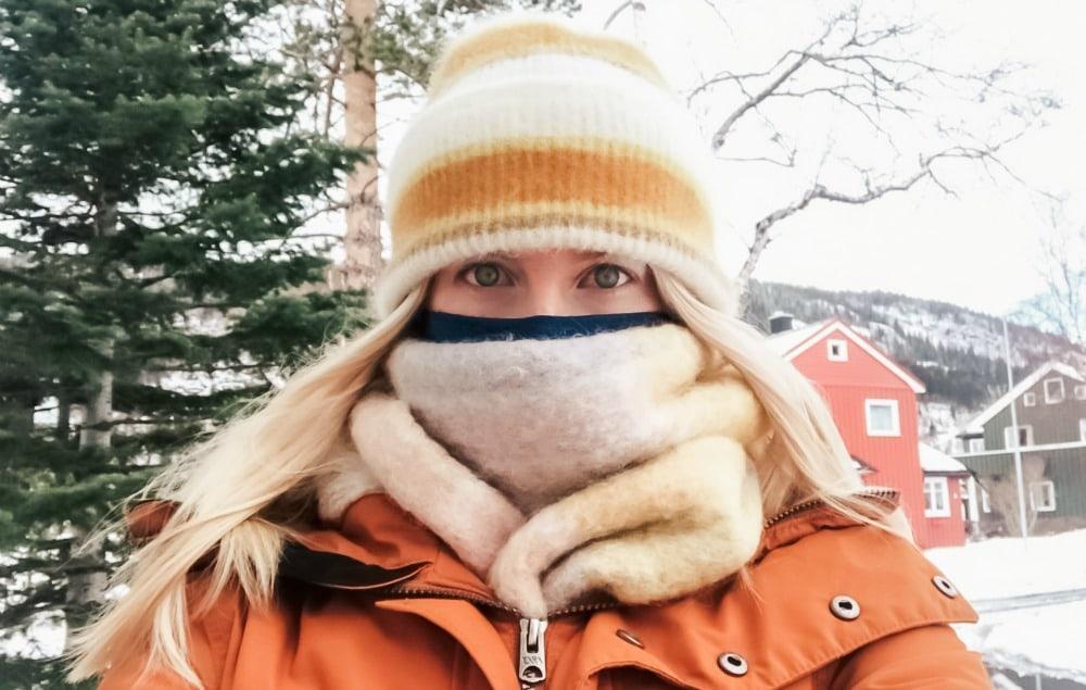 buff scarf norway