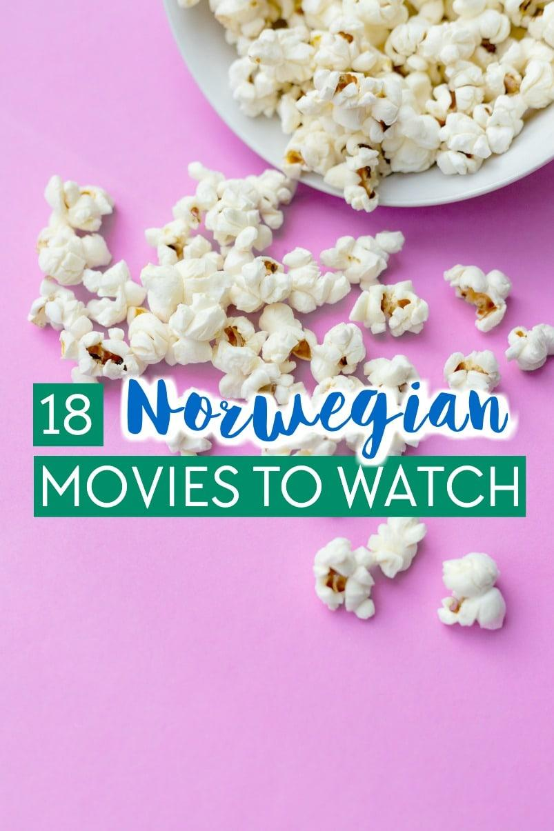 best norwegian movies and films
