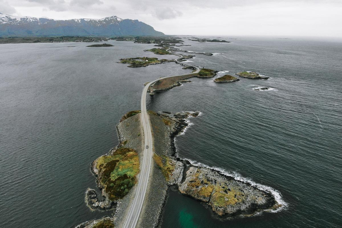atlanterhavsveien, Norge
