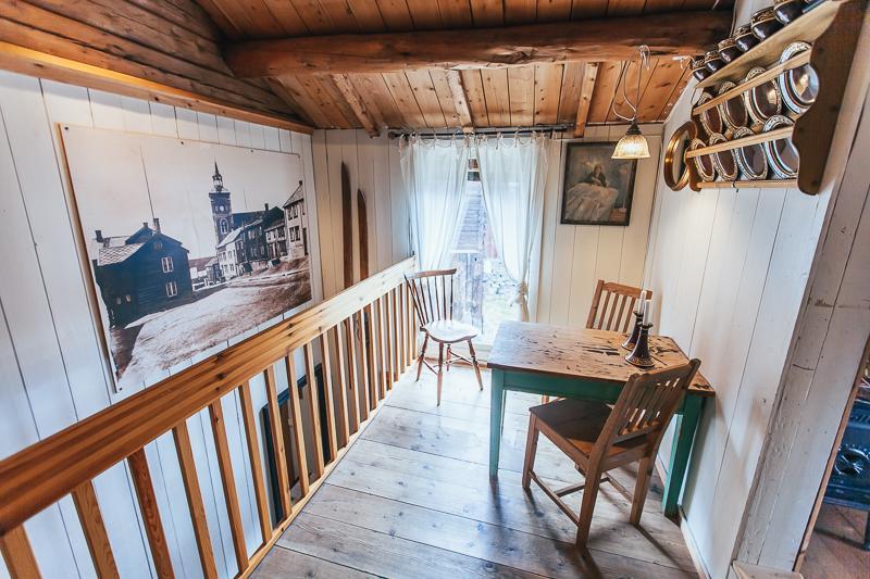 Ålbyggården Røros Norge