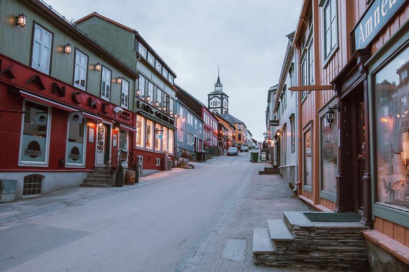 visit røros, norway