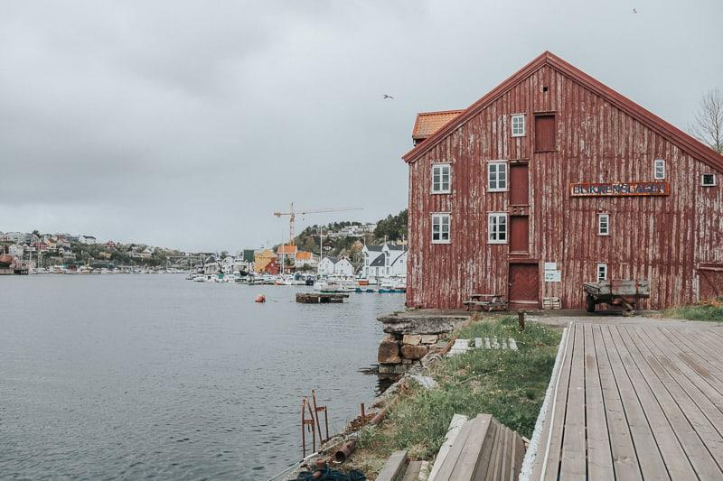 norwegian clipfish museum kristiansund norway