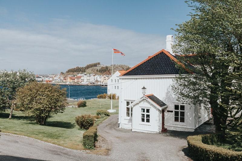 Gamle Byen kristiansund norway