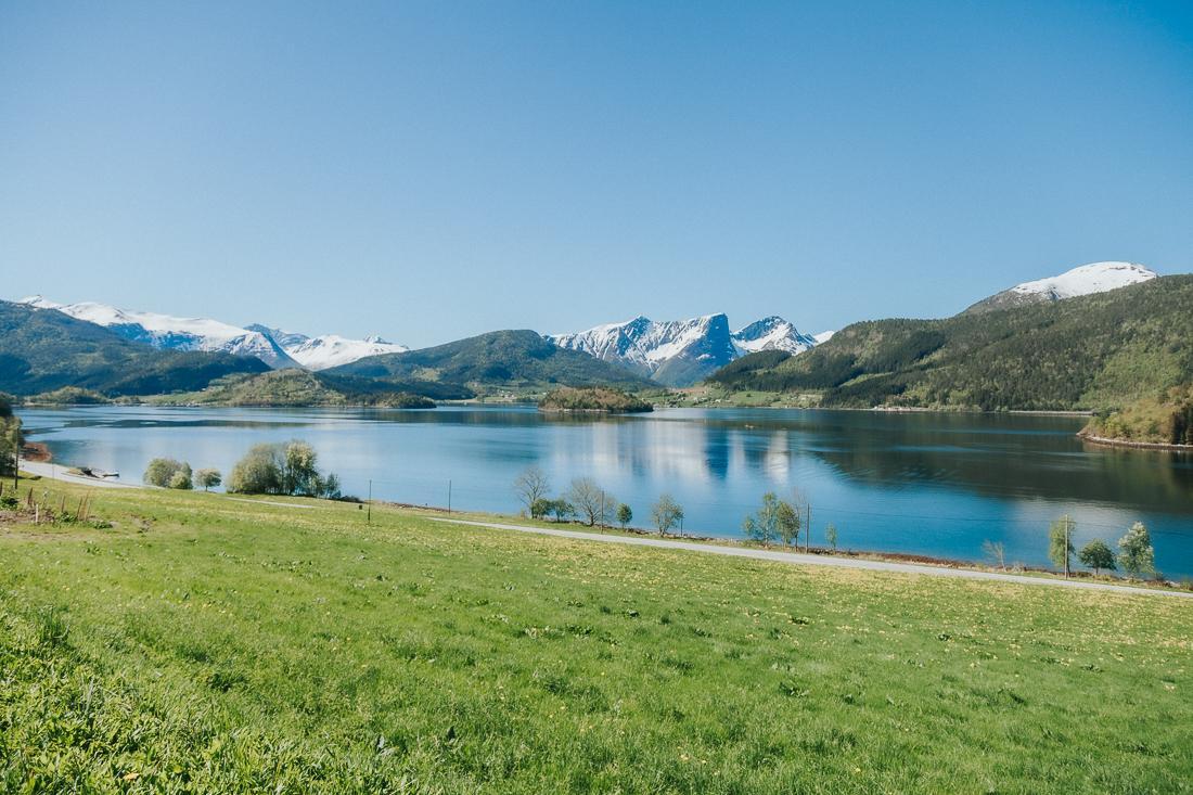 Romsdalsfjord norway