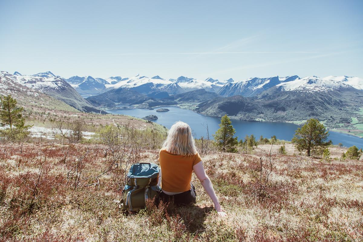 tarløysa hike Romsdalen Norway