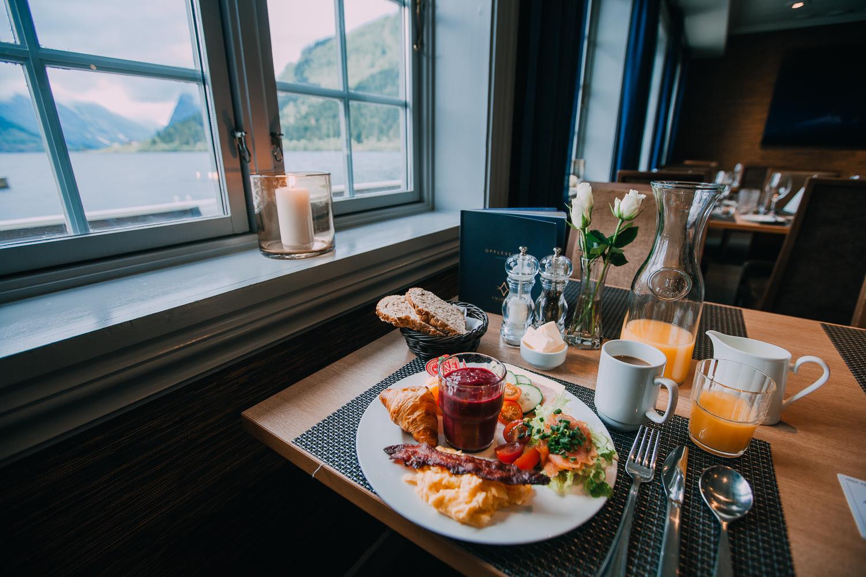 sagafjord hotel sæbø norway