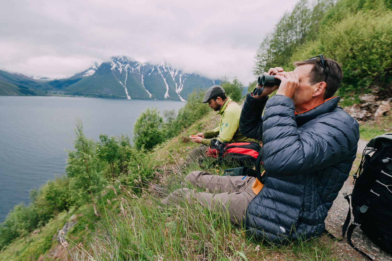 trandal hjørundfjorden norway