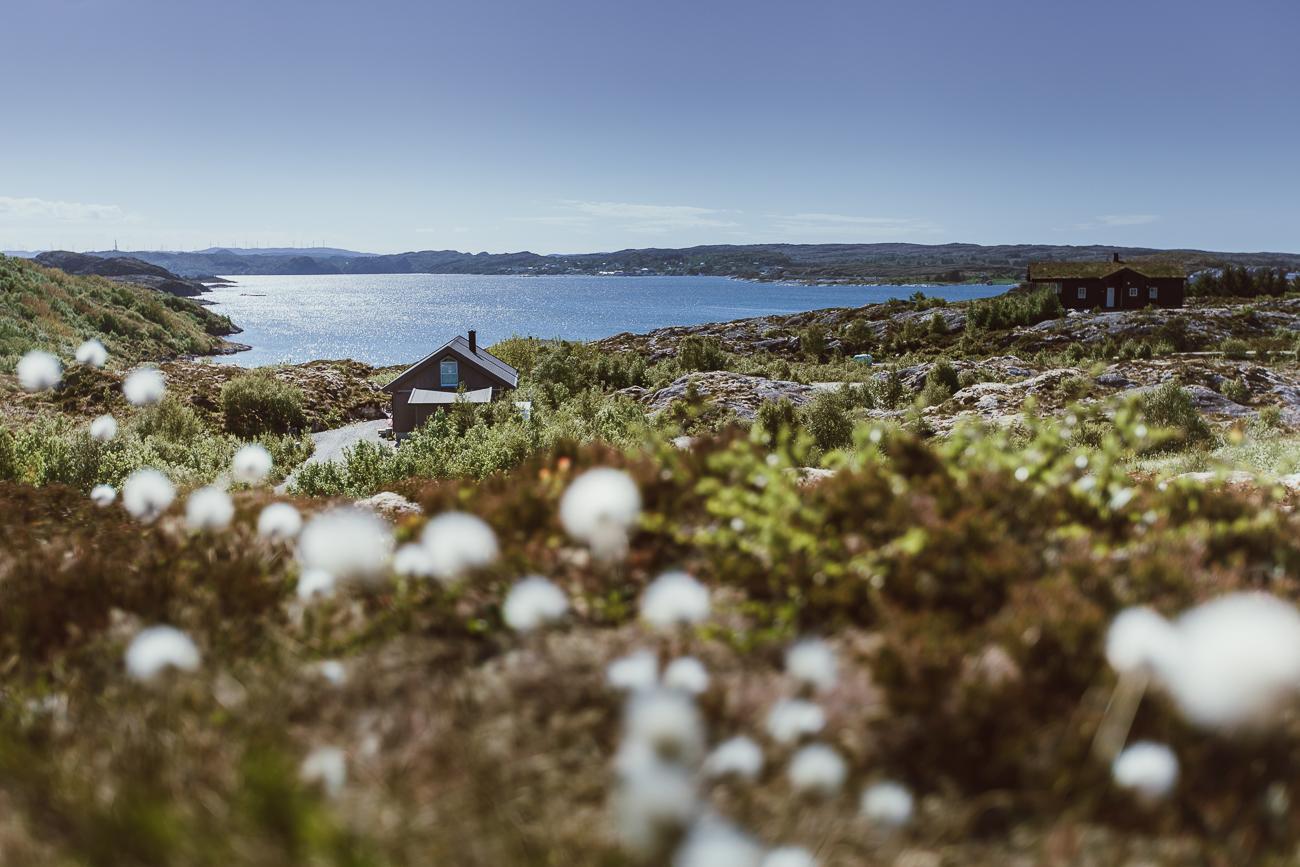 Hitra island coastal stay near Trondheim, Norway