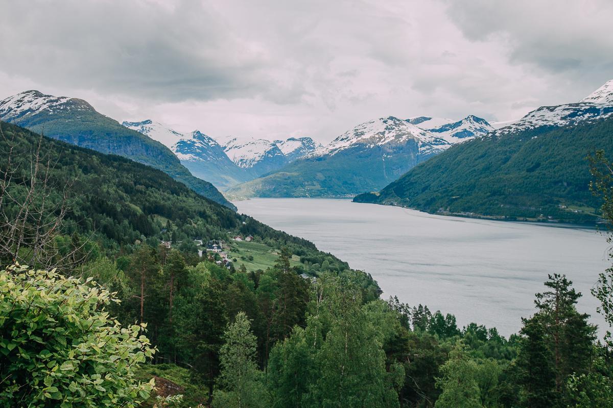 innvikfjorden norge