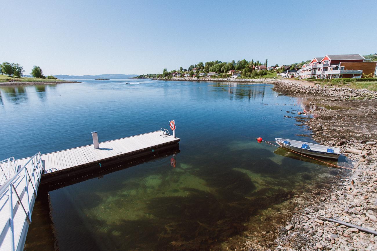 Straumen Inderøy the Golden Detour Norway