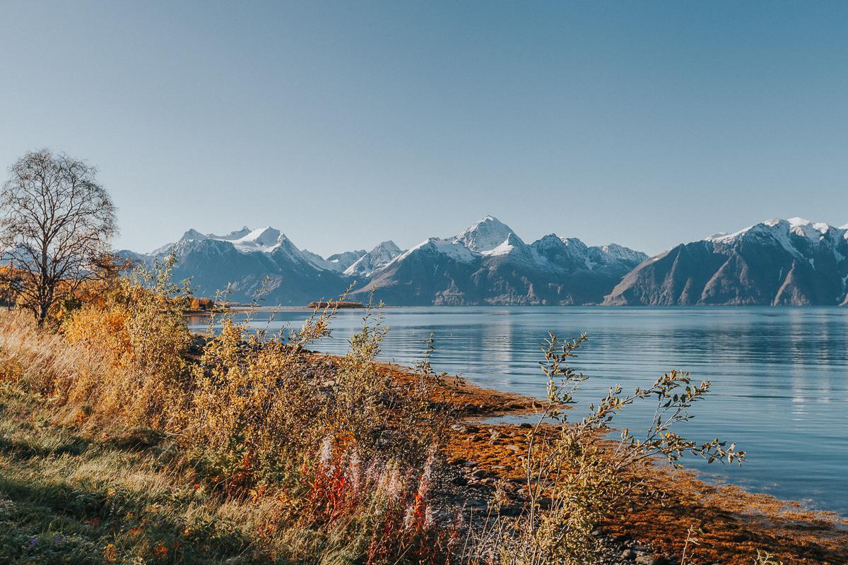 lyngenfjord norway