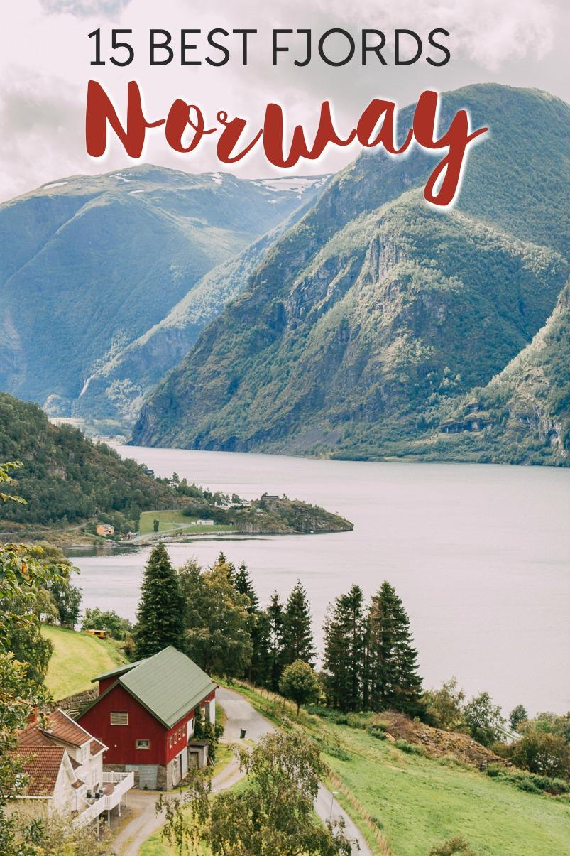 15 best fjords in Norway including the most beautiful Norwegian fjords