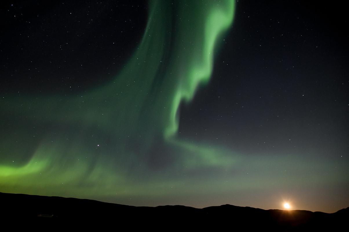 northern lights trip norway October