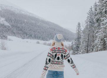 scandinavian winter mindset norway