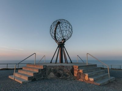 north cape norway in September