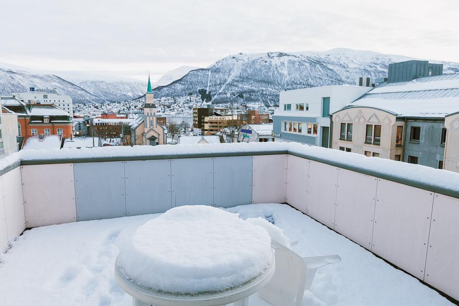 Apartment Tromsø city center Norway