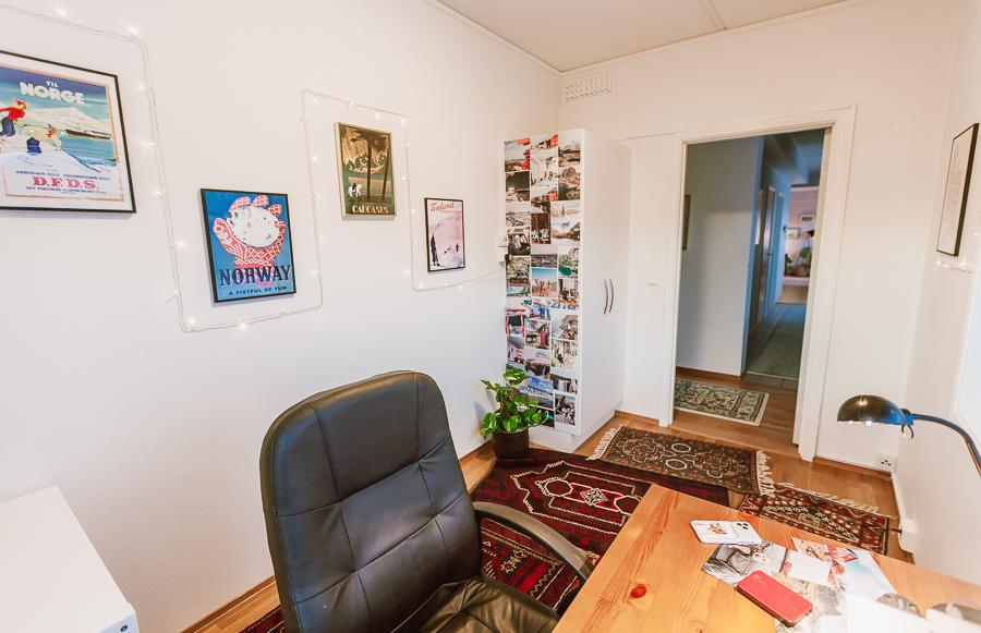 home office Tromsø Norway