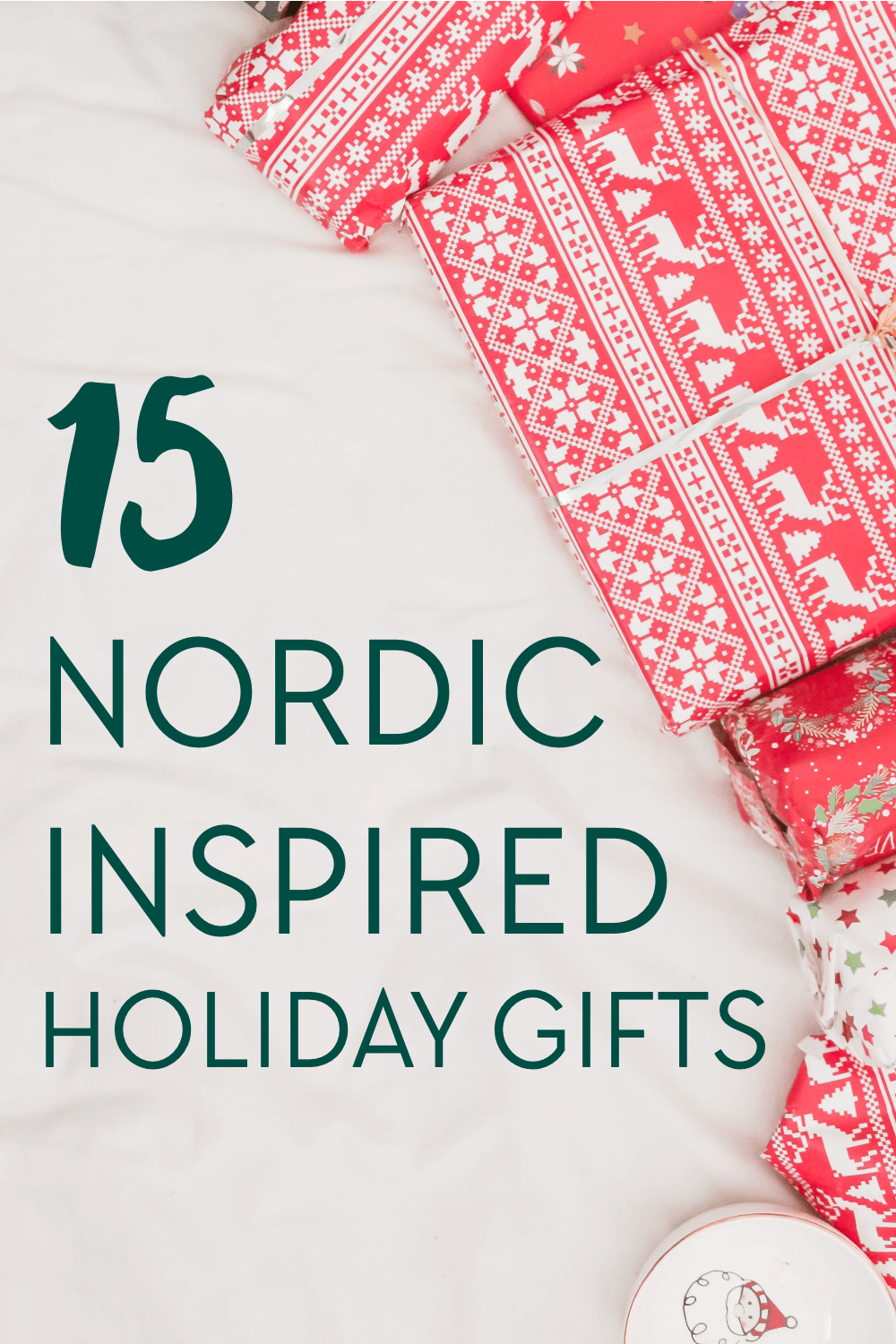 15 Nordic inspired gifts from Scandinavia and the Nordics