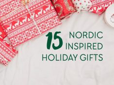 nordic inspired scandinavian gifts