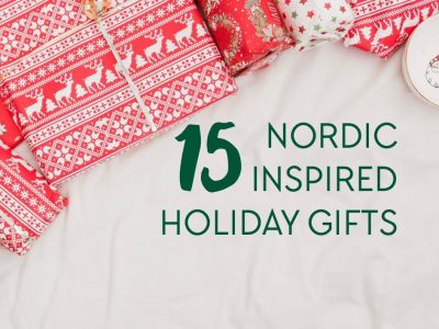 nordic inspired scandinavian gifts