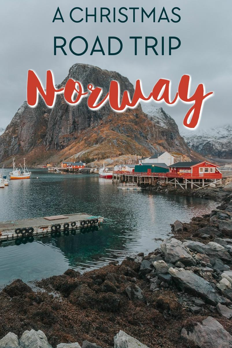 christmas road trip norway dividalen national park to lofoten to tromsø