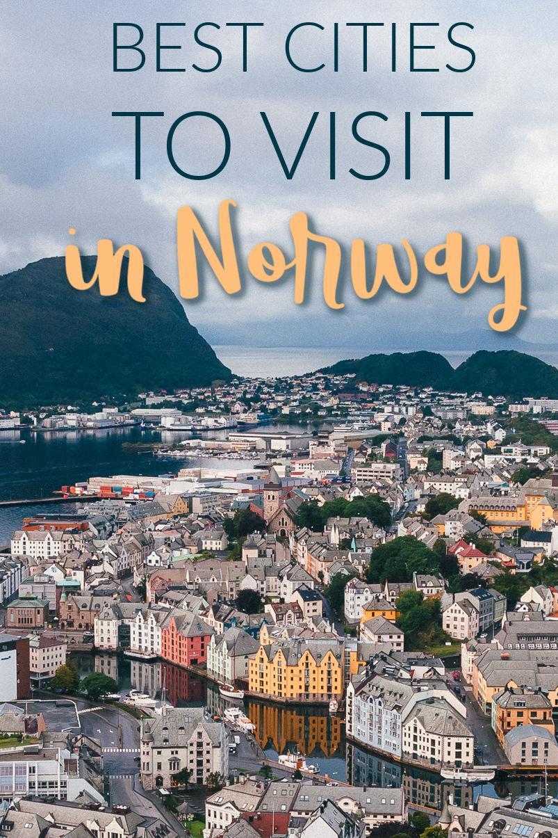 best cities in norway ranked