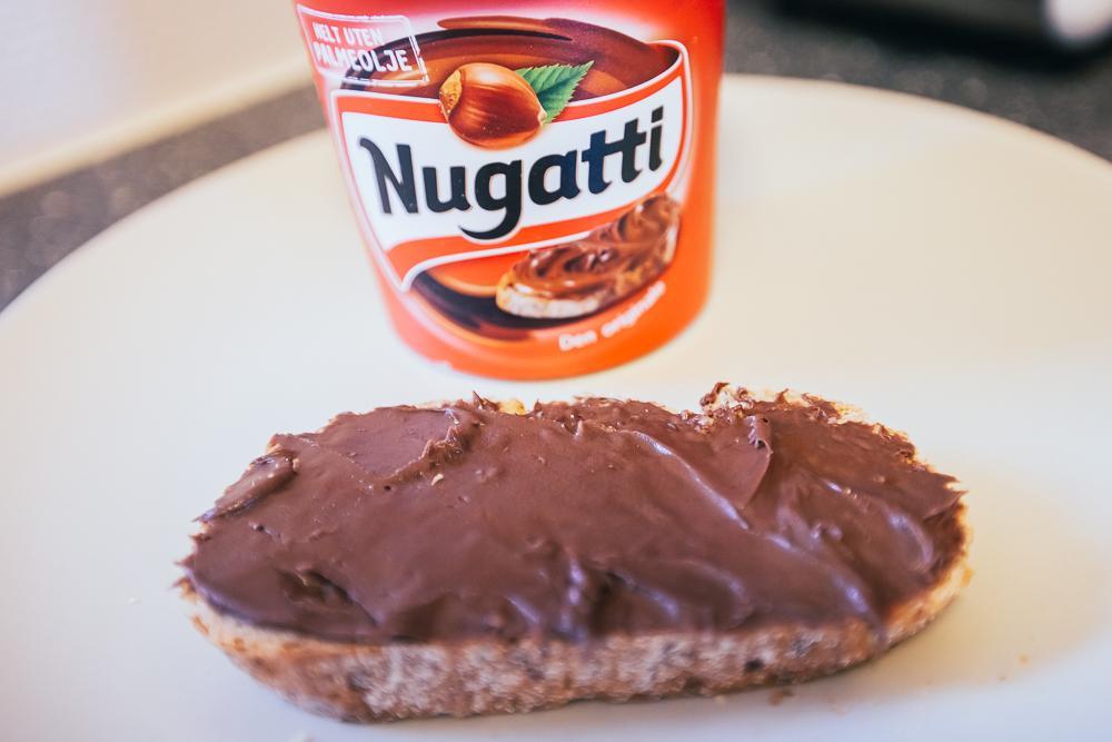 nugatti norwegian chocolate spread