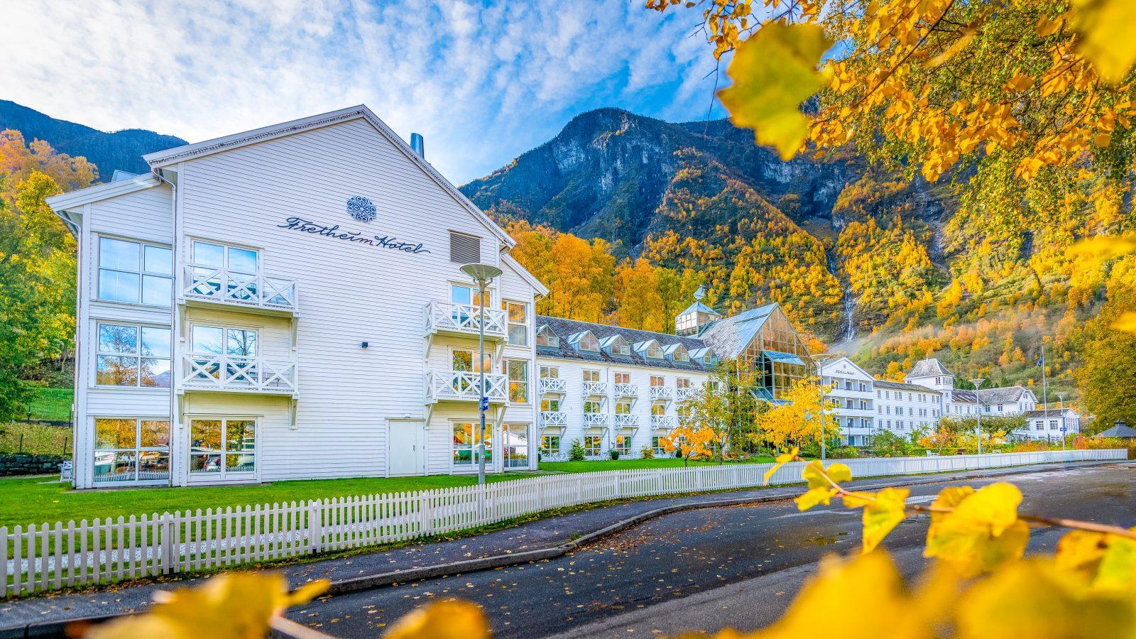Fretheim Hotel in Flåm
