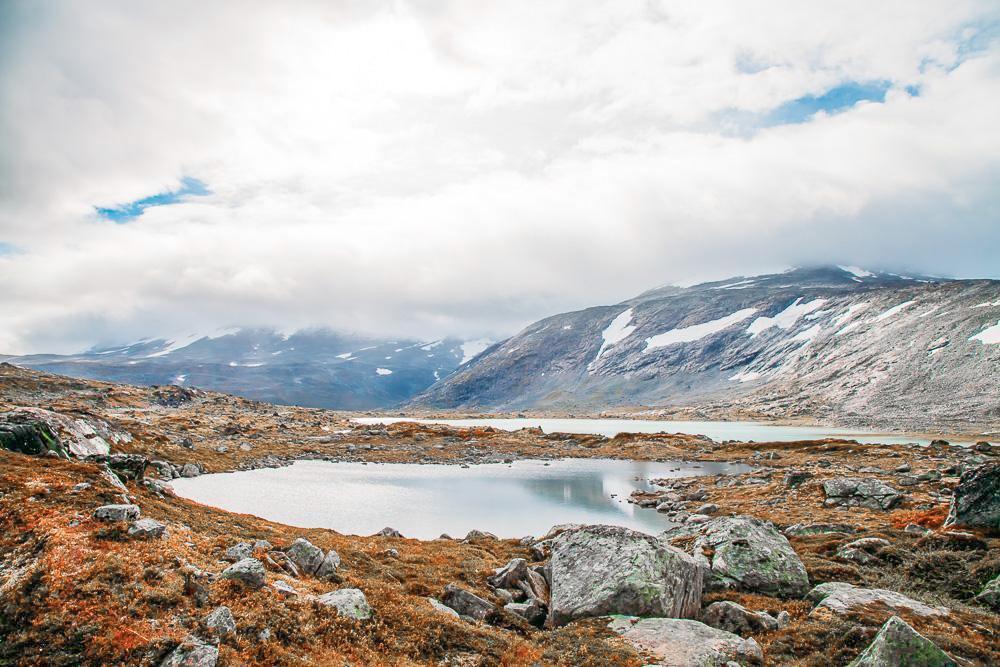 gamle strynefjellsvegen National Scenic Route