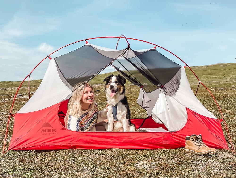 wild camping on sørøya norway