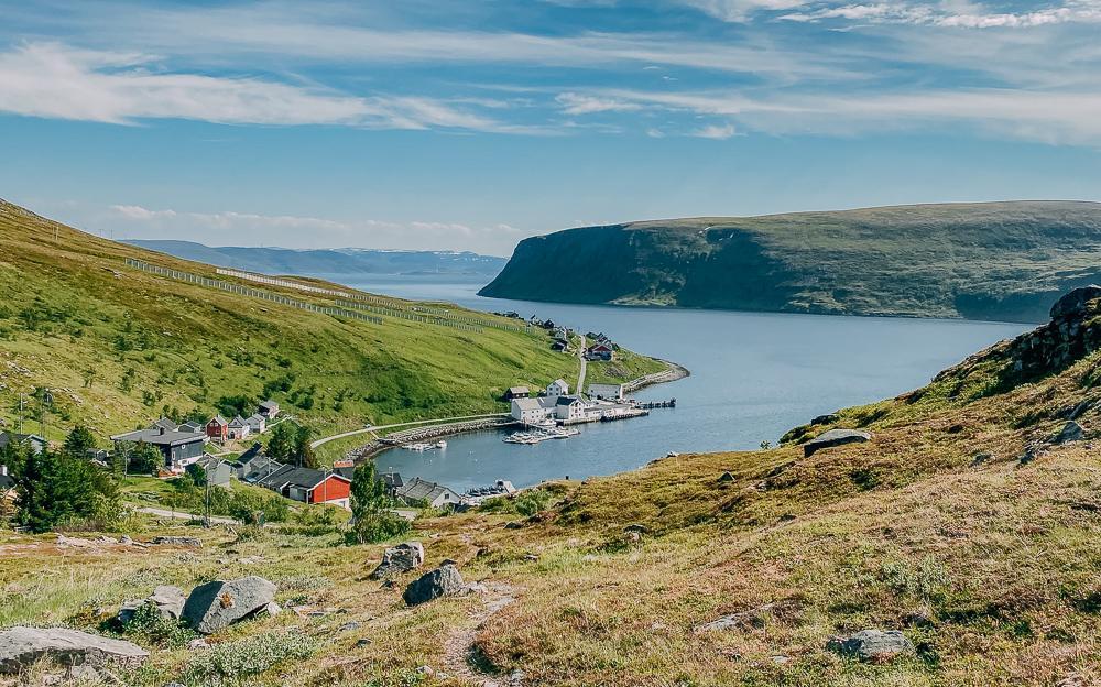 akkarfjord sørøya norway