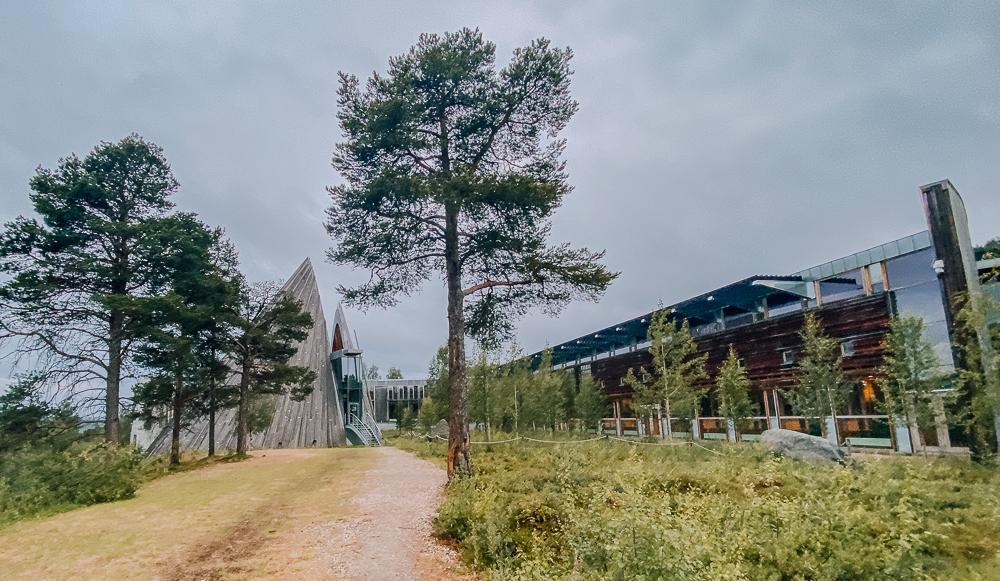 sami parliament karasjok norway
