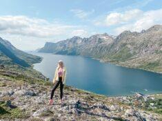 nattmalsfjellet ersfjorden kvaløya tromsø day trip